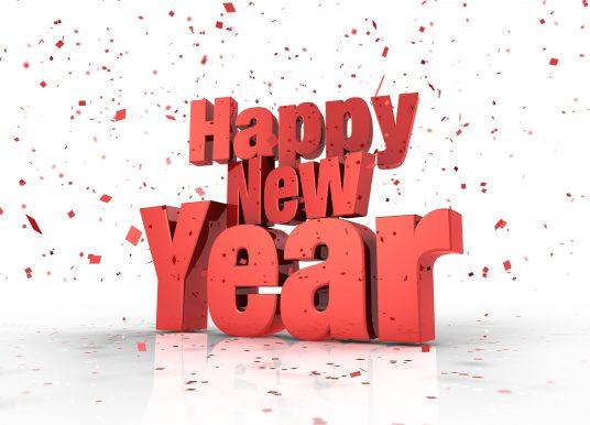 Beste wensen 2018