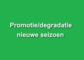 Promotie/ degradatie regeling WIA