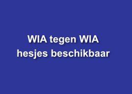 WIA tegen WIA